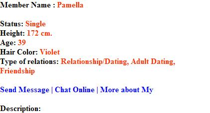 adult dating services online
